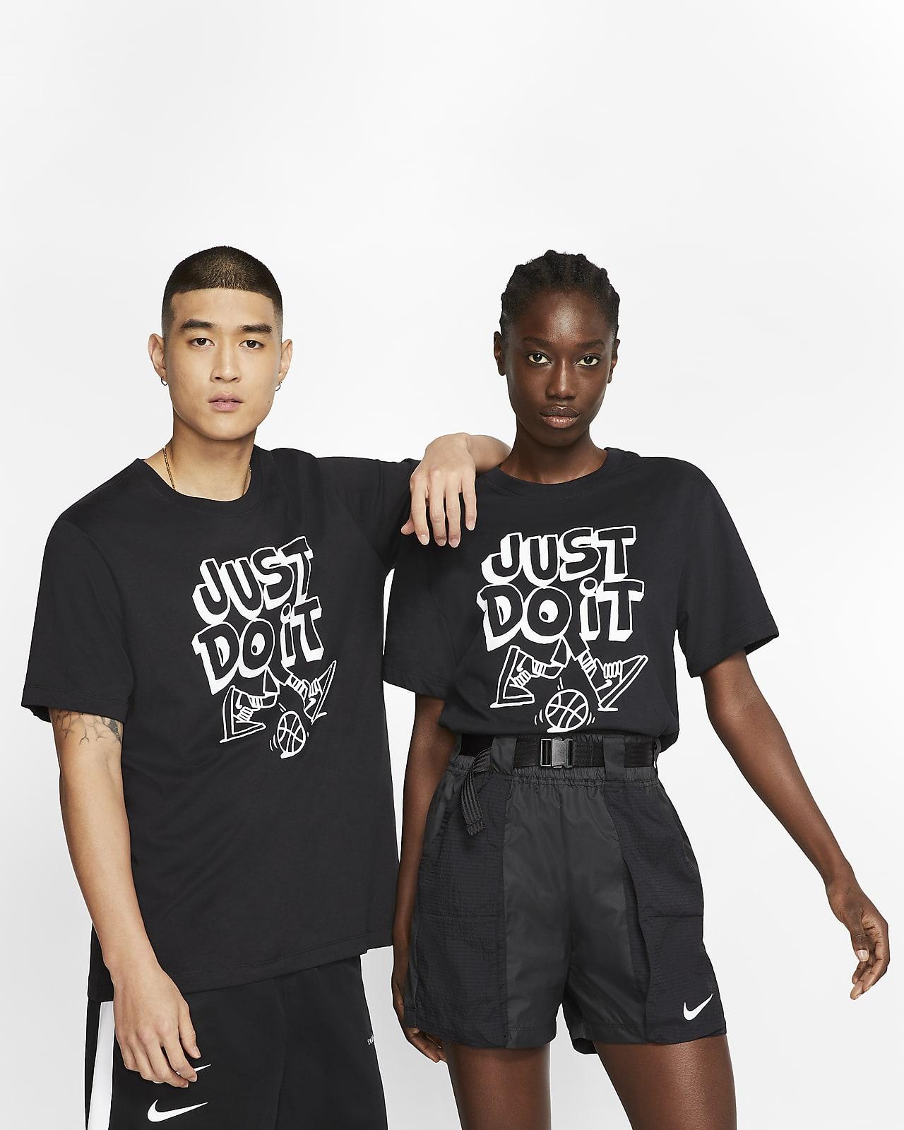 Nike Dri-FIT Just Do It 男款籃球 T 恤