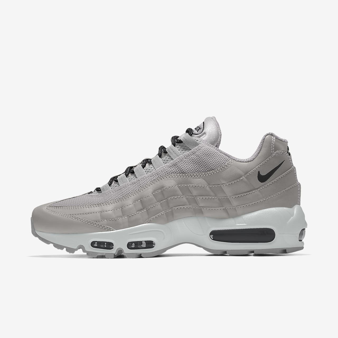 Nike Air Max 95 Unlocked By You Custom Women's Lifestyle Shoe