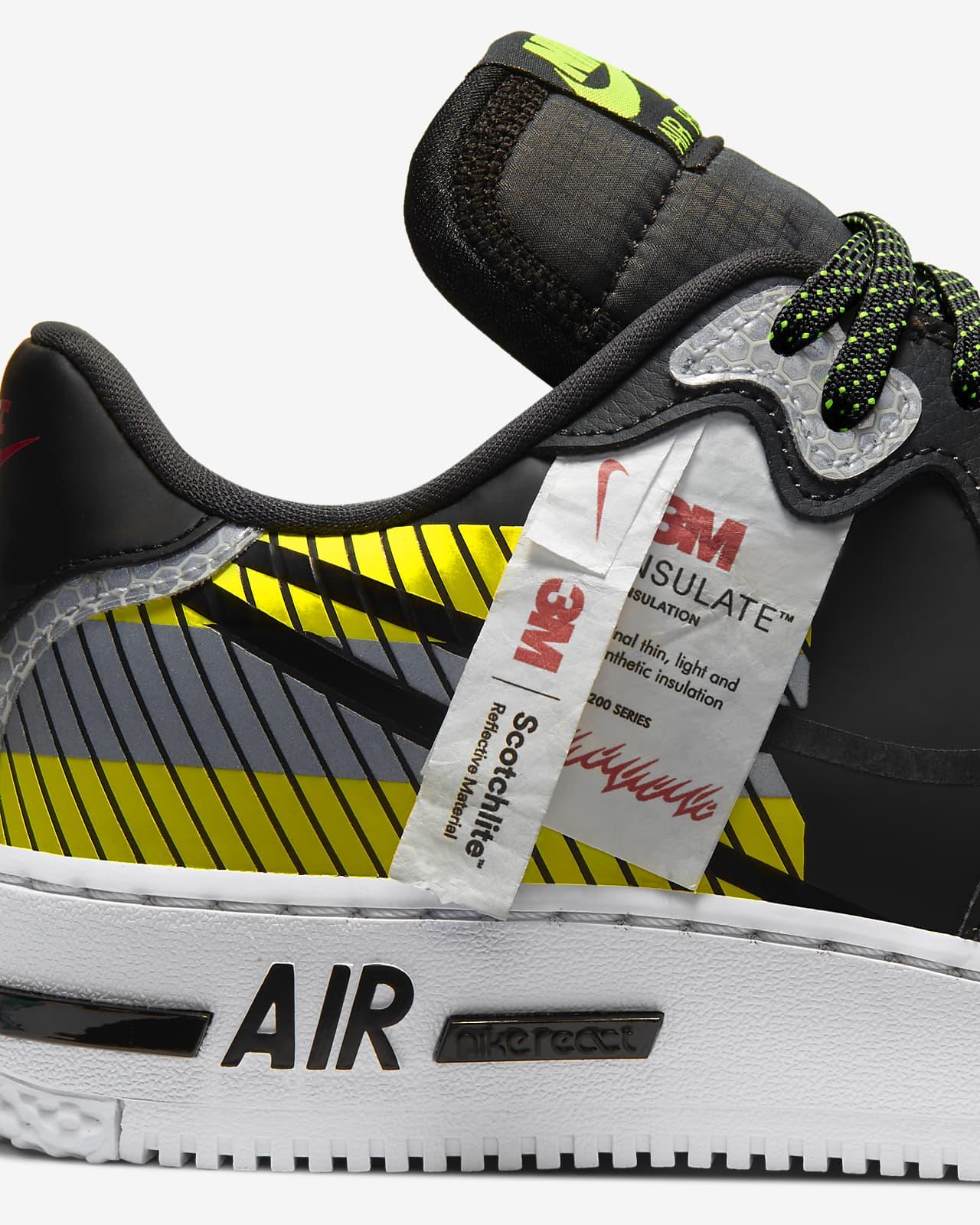 chaussure nike air force 1 react