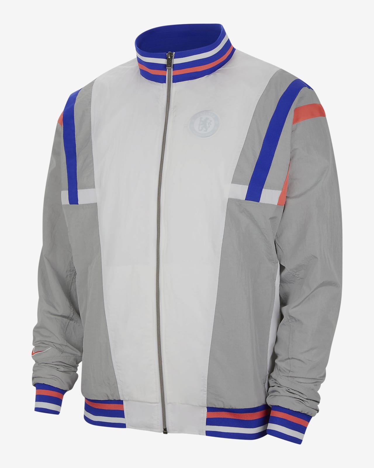 Chelsea F.C. Men's Woven Jacket