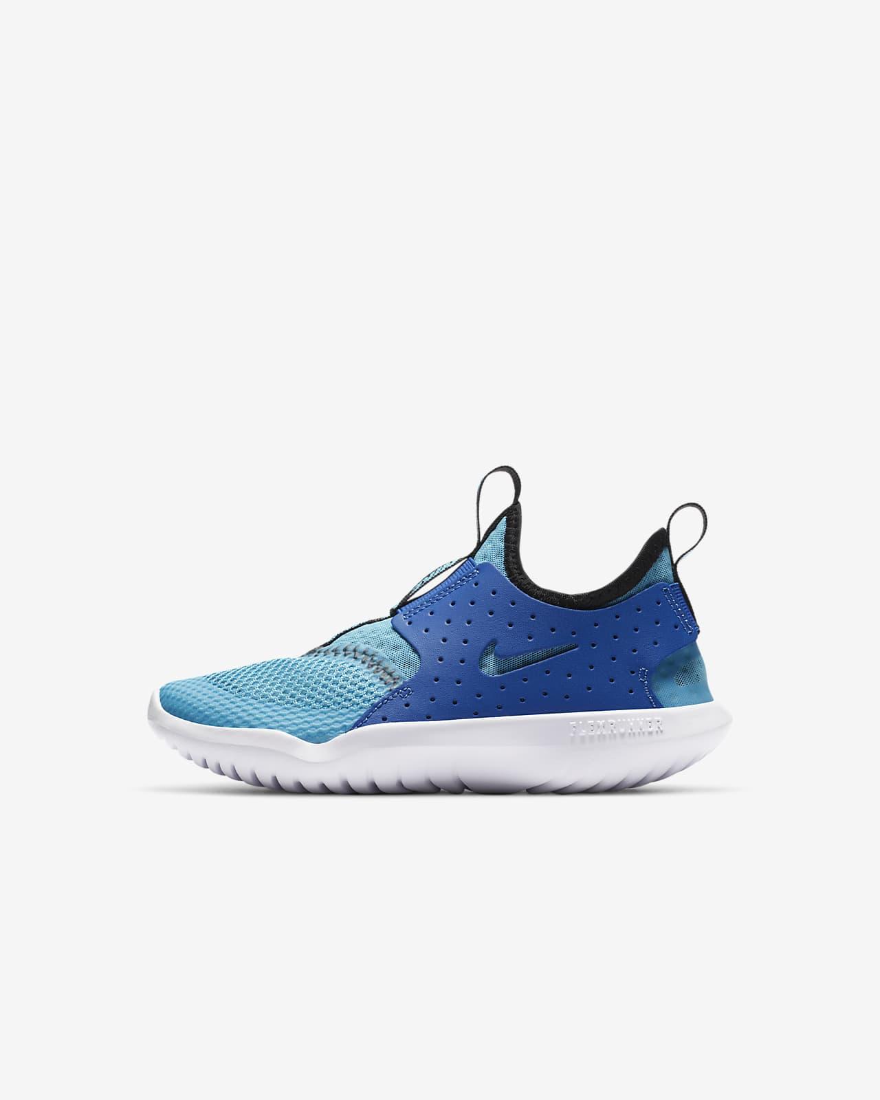 Nike Flex Runner Breathe (PS) 幼童运动童鞋