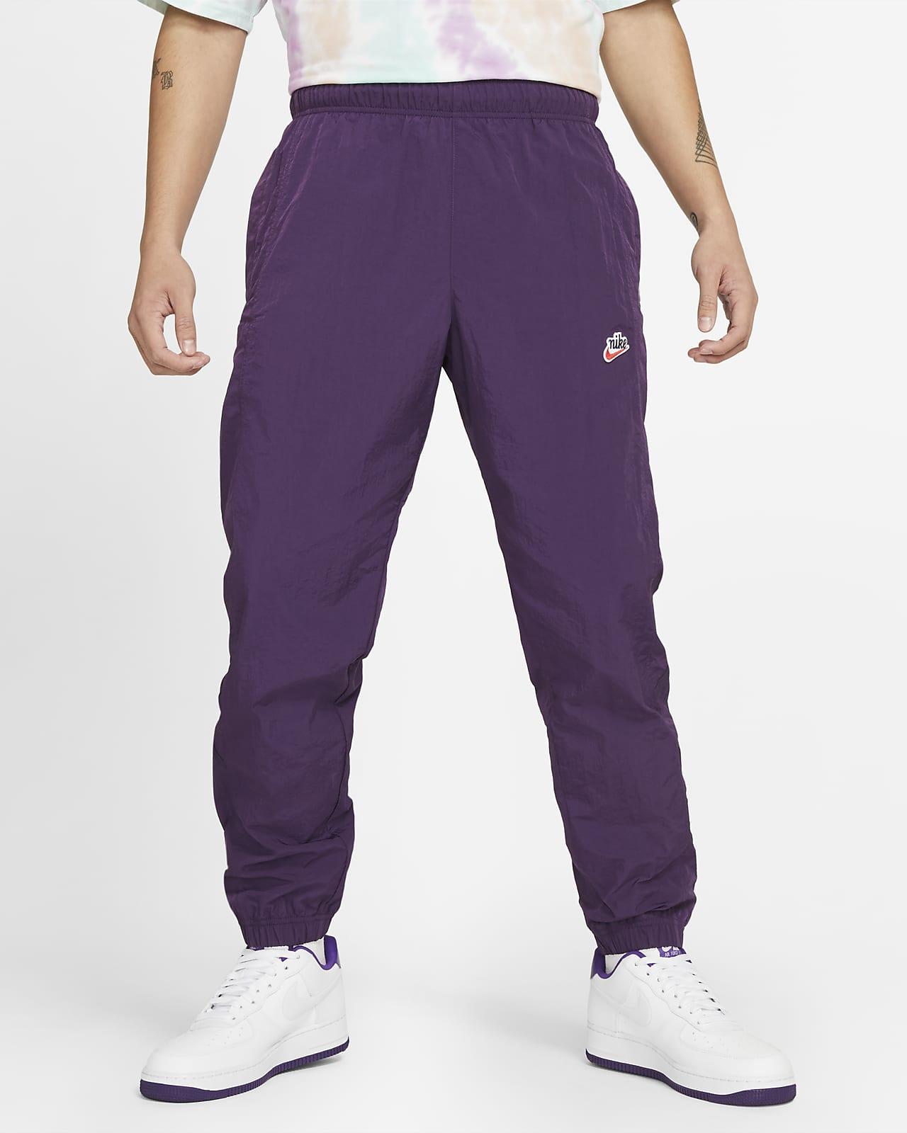 Nike Sportswear Heritage Windrunner Geweven herenbroek