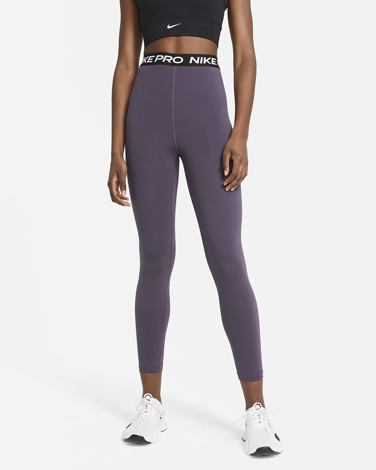 Nike Pro 365 Leggings de 7/8 amb cintura alta - Dona