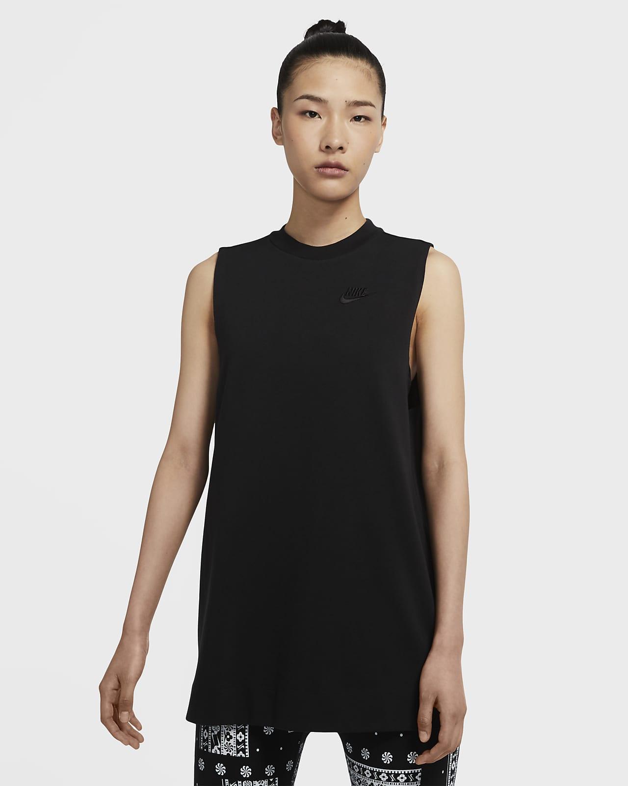 Damska tunika z dżerseju Nike Sportswear