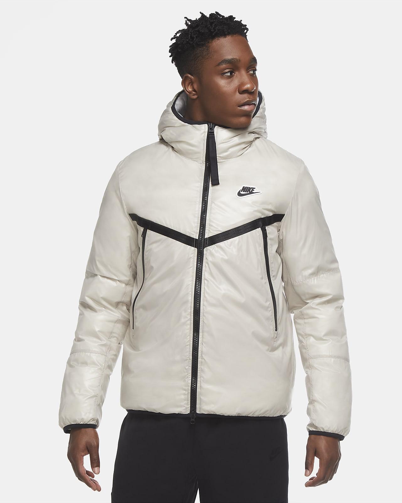 Jacka Nike Sportswear Windrunner Repel med syntetfoder för män