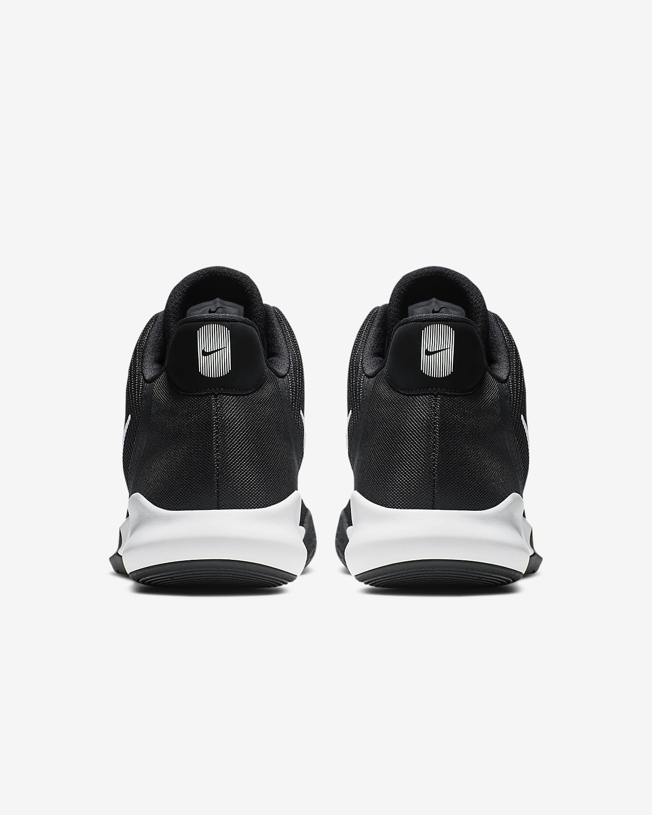 Cipő NIKE Precision III AQ7495 002 BlackWhite