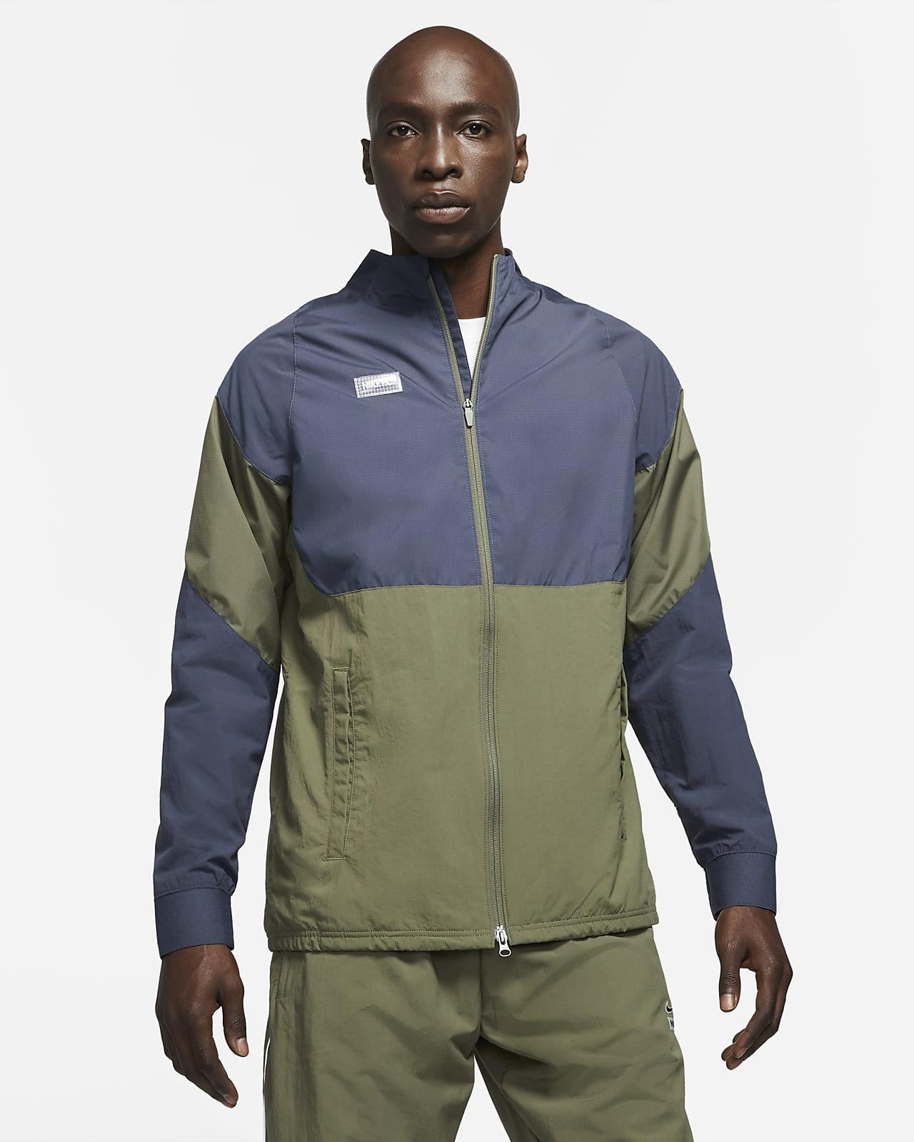Nike F.C. AWF Men's Woven Football Tracksuit Jacket