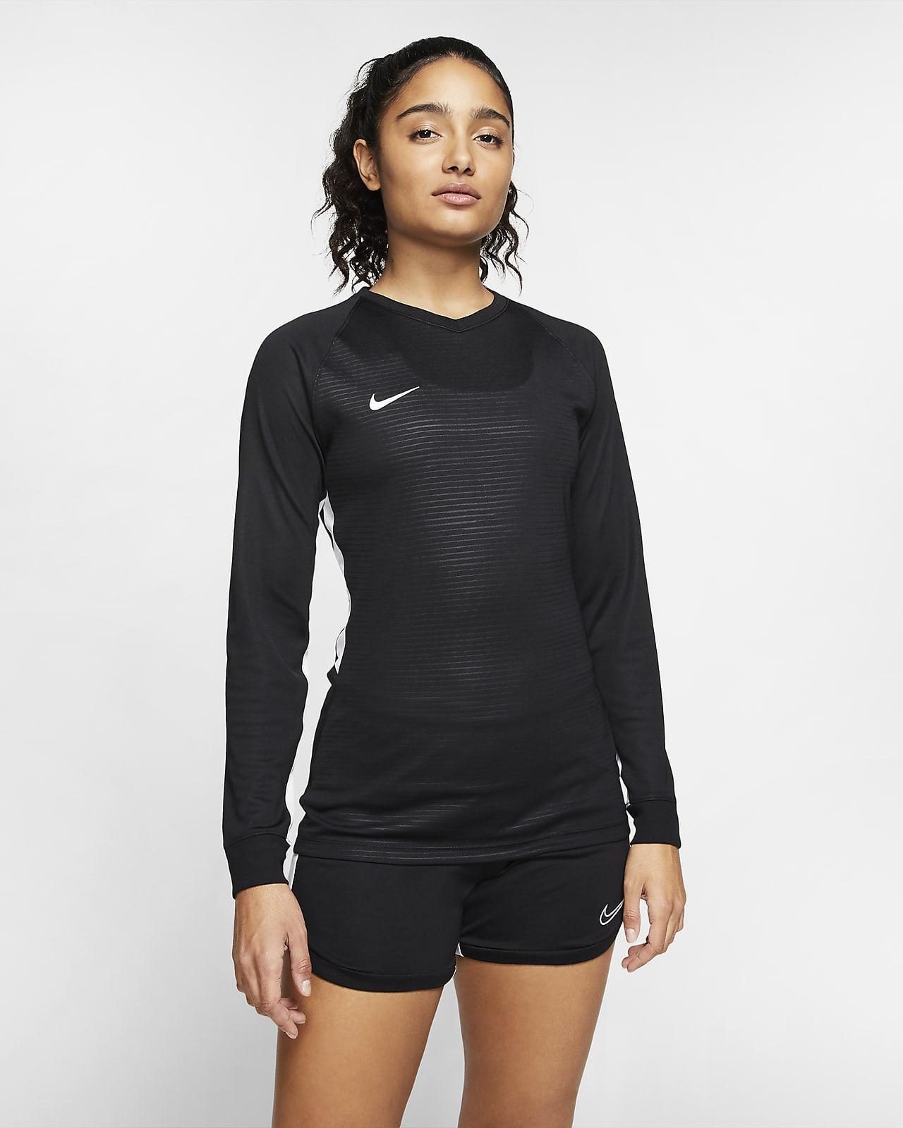 Nike Dri-FIT Tiempo Premier Women's Long-Sleeve Soccer Jersey