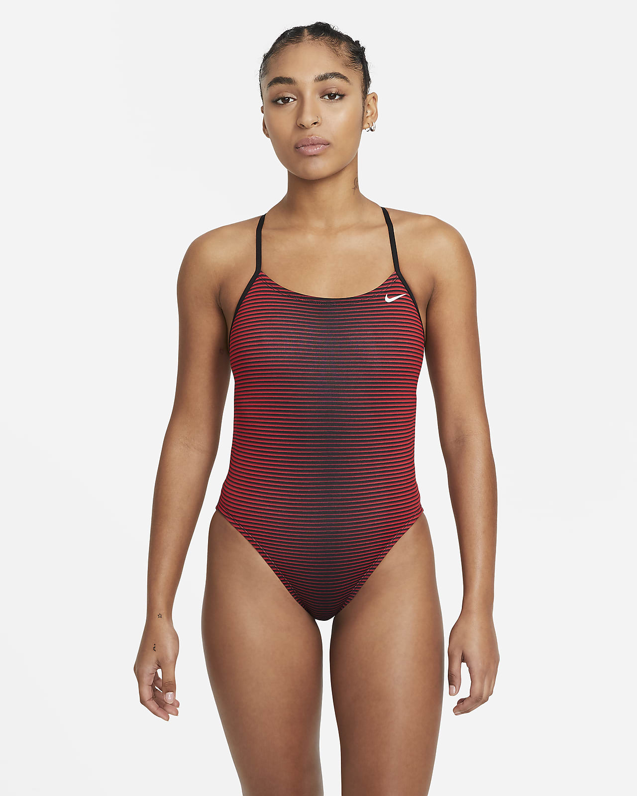 Nike HydraStrong Charge Women's 1-Piece Swimsuit