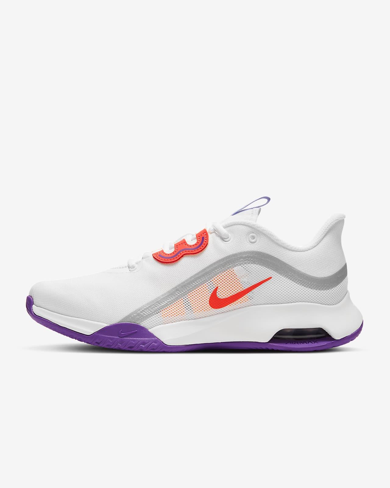 Chaussure de tennis pour surface dure NikeCourt Air Max Volley pour Femme