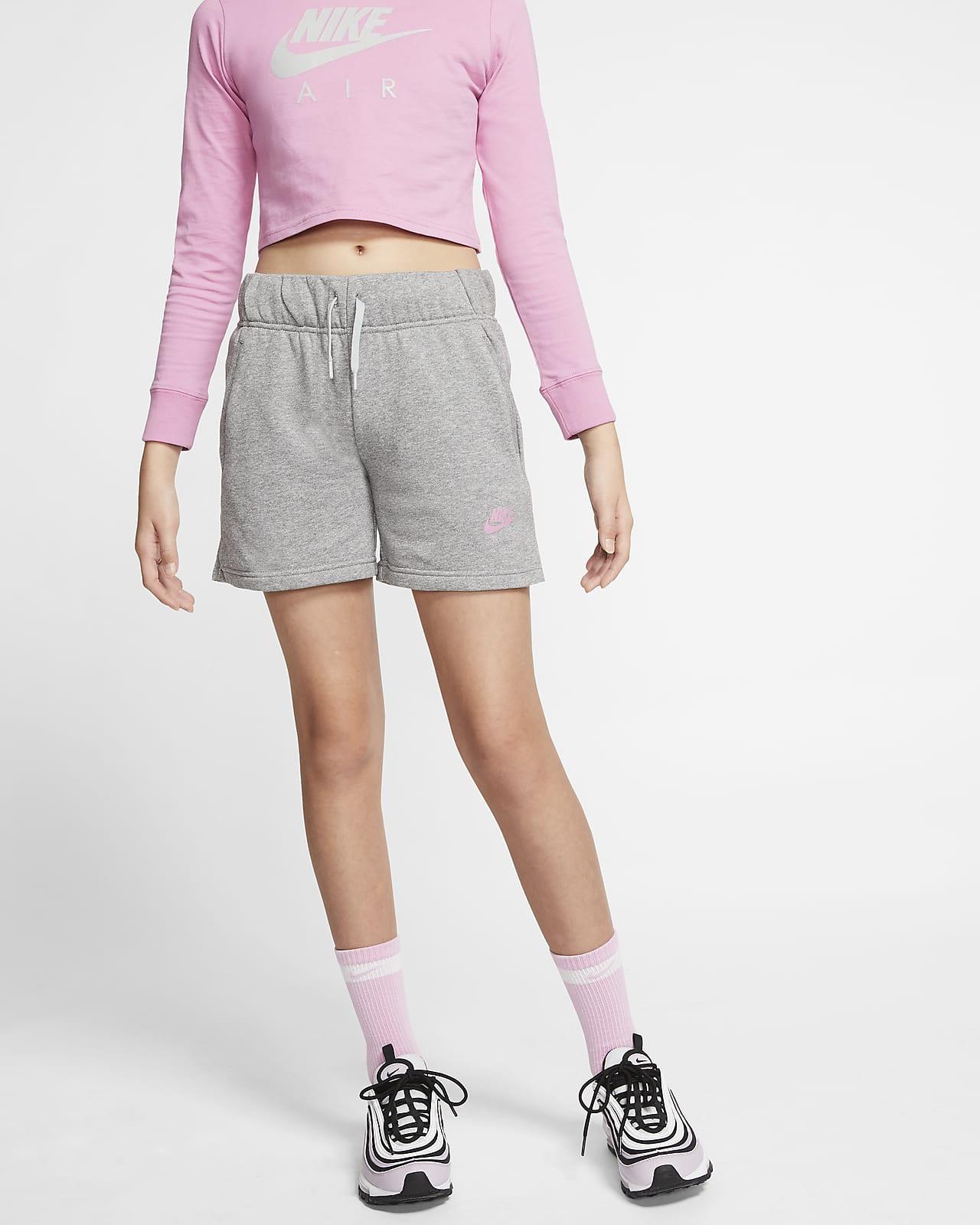 Nike Air Older Kids' (Girls') Shorts