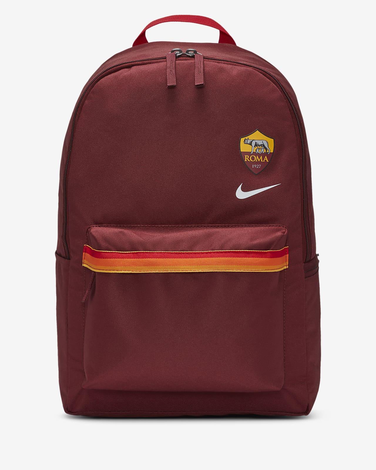 AS Roma Stadium Football Backpack