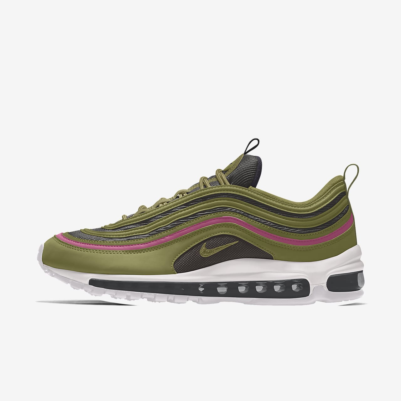 Nike Air Max 97 By You Custom Women's Lifestyle Shoe