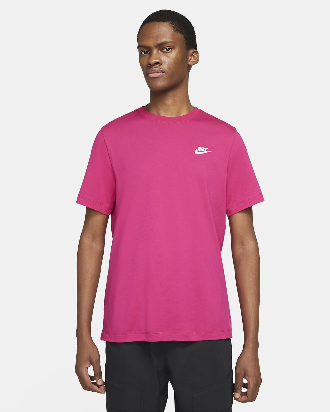 Conquistar papa Alcanzar  Nike Sportswear Club Men's T-Shirt. Nike.com