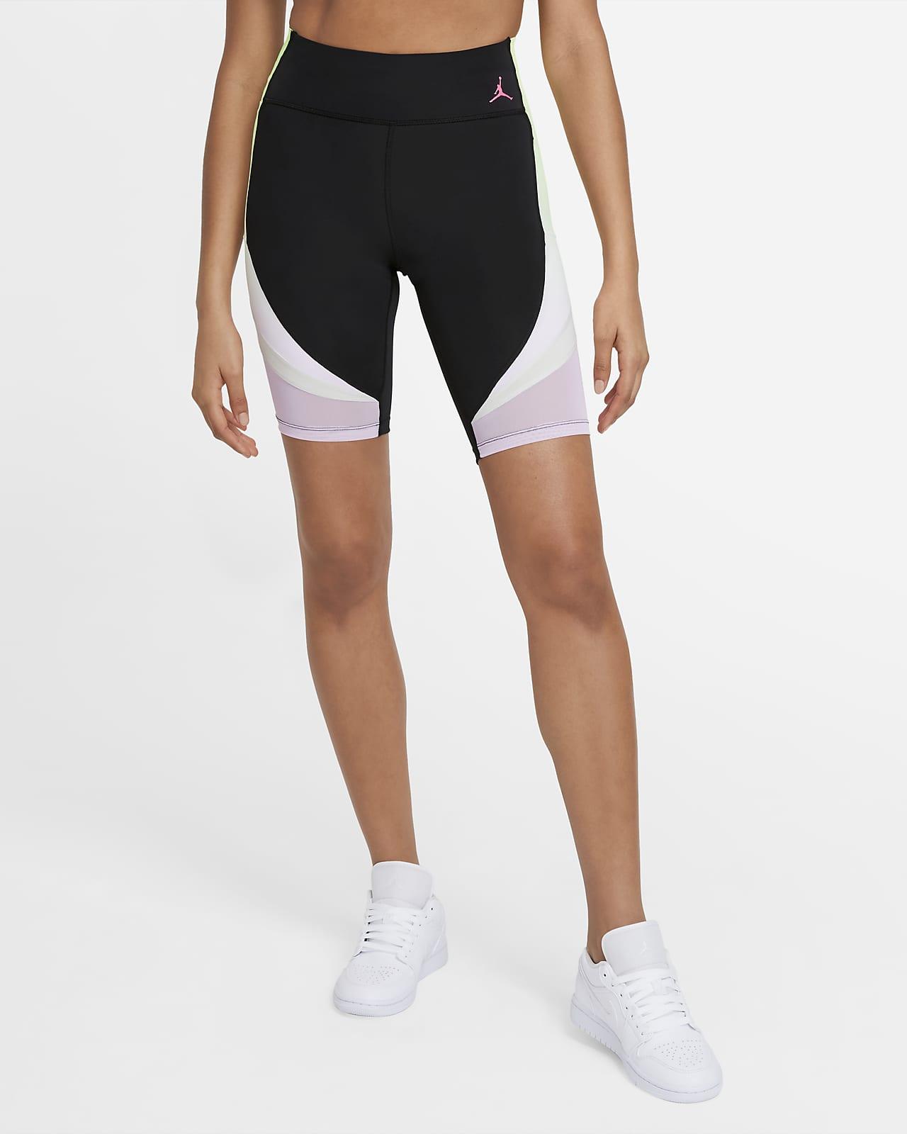 Shorts de ciclismo estampados para mujer Jordan Heatwave