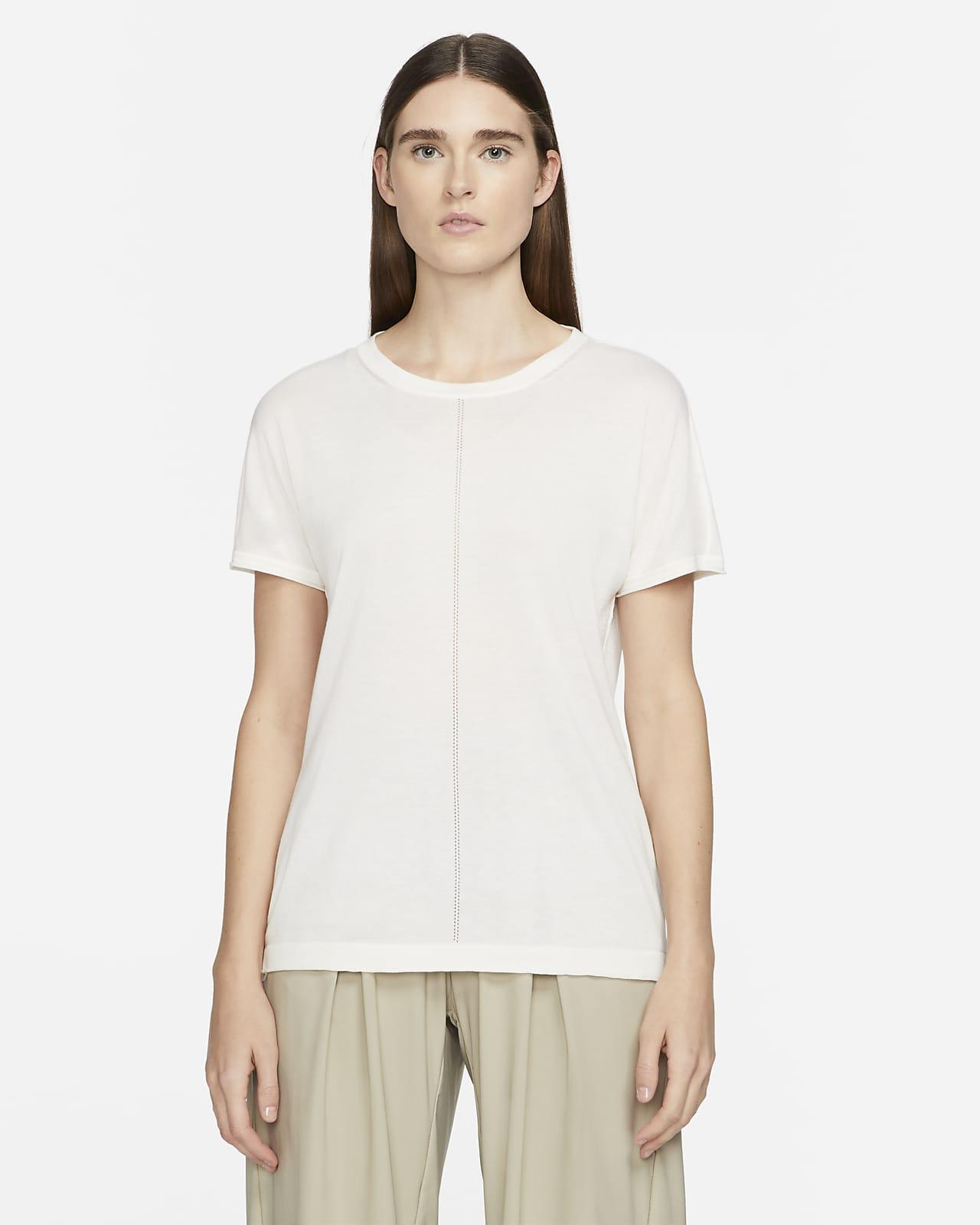 diario Regenerador Molde  Nike ESC Camiseta de manga corta de tejido Knit - Mujer. Nike ES