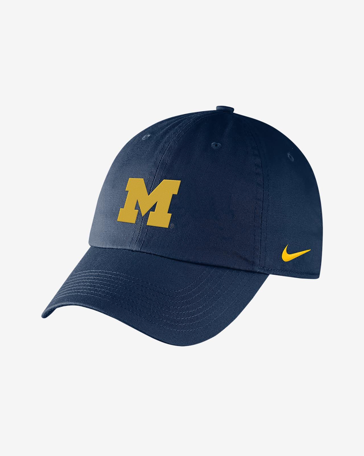 Nike College (Michigan) Logo Cap
