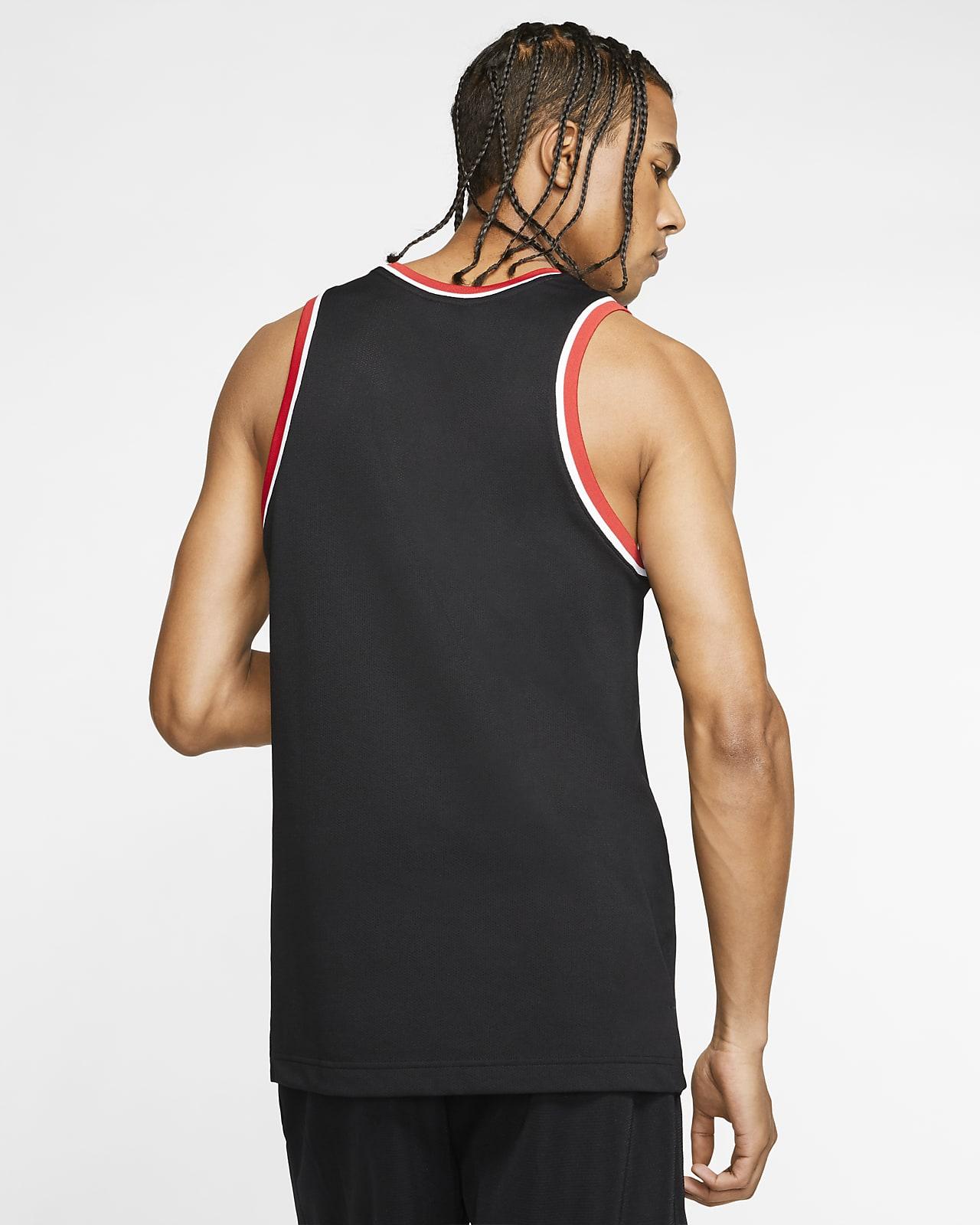 Permeabilidad podar Adicto  Nike Dri-FIT Classic Camiseta de baloncesto. Nike ES