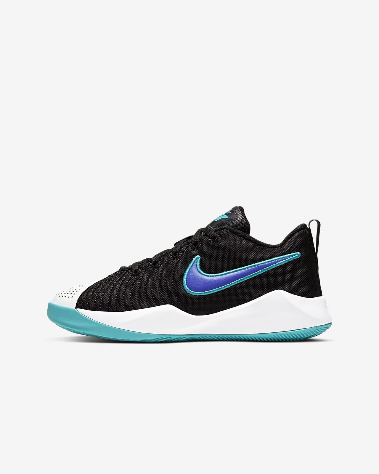 รองเท้าเด็กโต Nike Team Hustle Quick 2