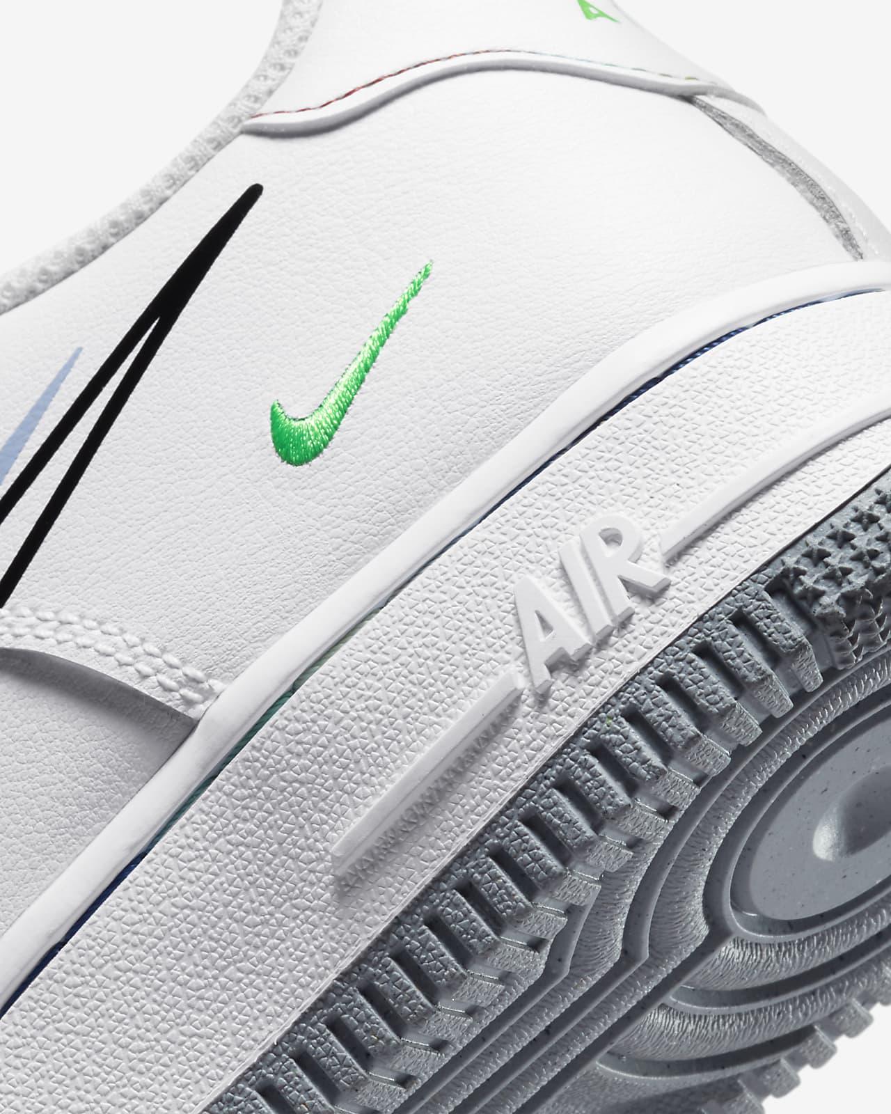 Scarpa Nike Air Force 1 Low 07 NBA - Ragazzi