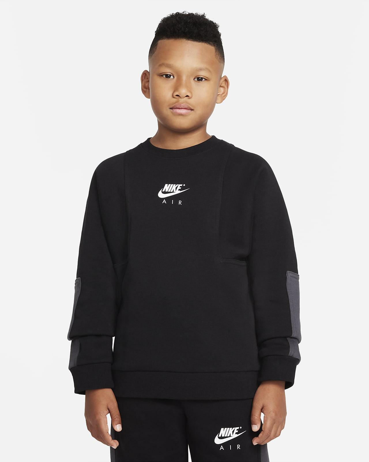 Nike Air Big Kids' (Boys') Sweatshirt