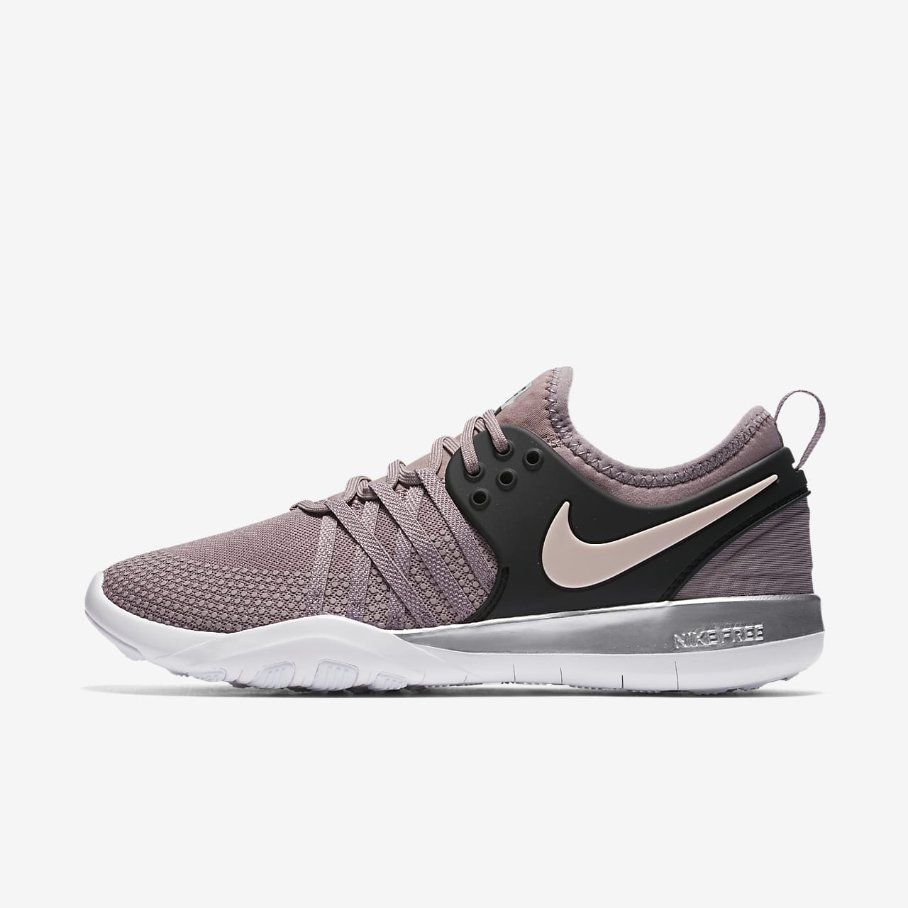 lanza Ambiente formación  Nike Free TR 7 Chrome Blush Women's Gym/HIIT/Cross Training Shoe. Nike ID