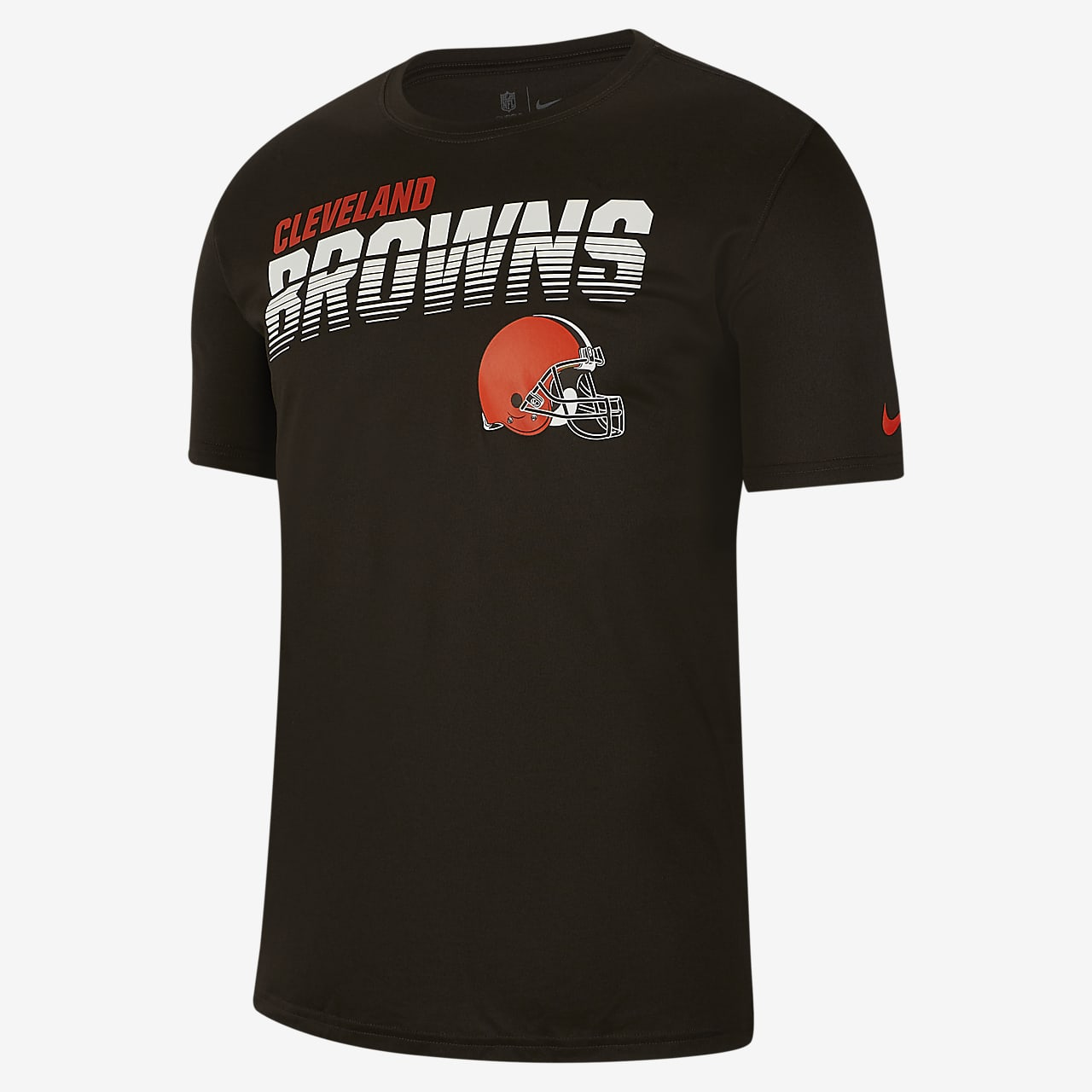 Playera de manga larga para hombre Nike Legend (NFL Browns)