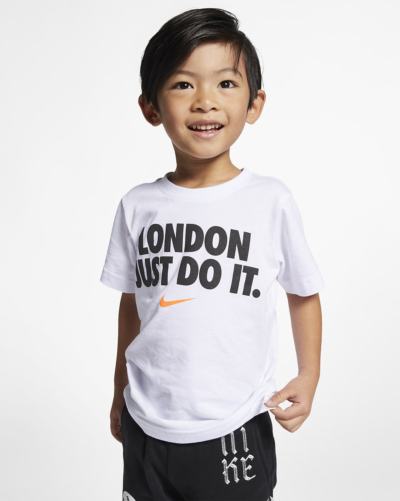 Nike JDI T-shirt voor kleuters