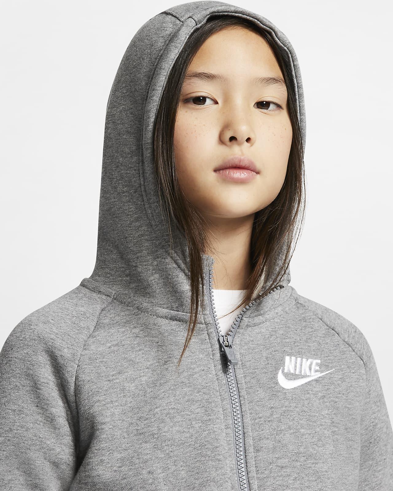 Nike Sportswear Mädchen Hoodie. Nike DE