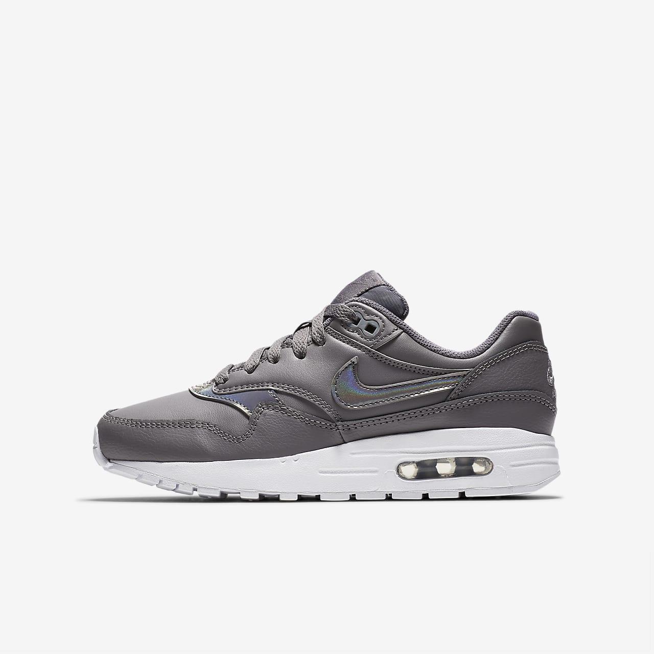 Nike Air Max 1 (GS) 大童运动童鞋