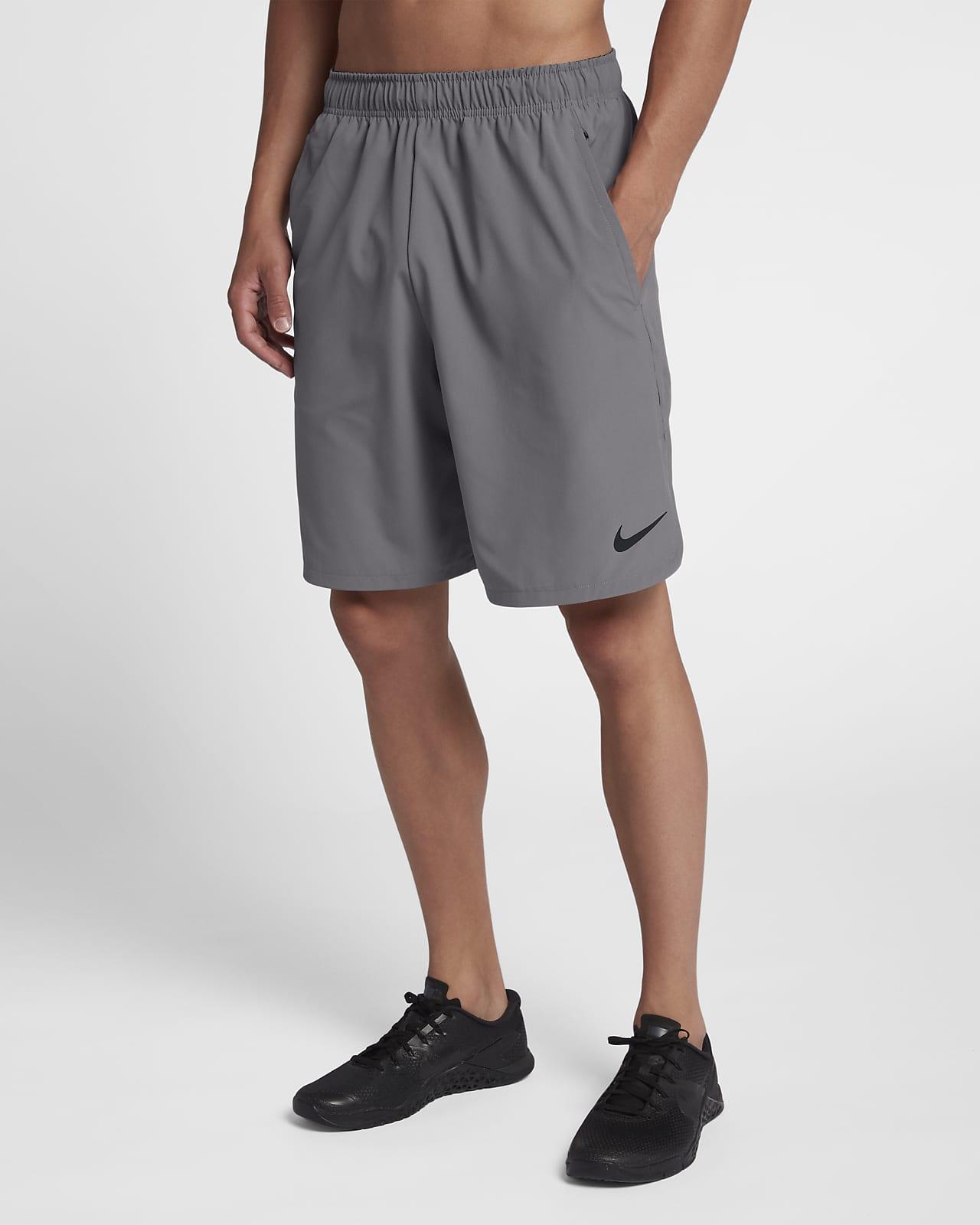 Shorts de entrenamiento tejidos para hombre Nike Flex