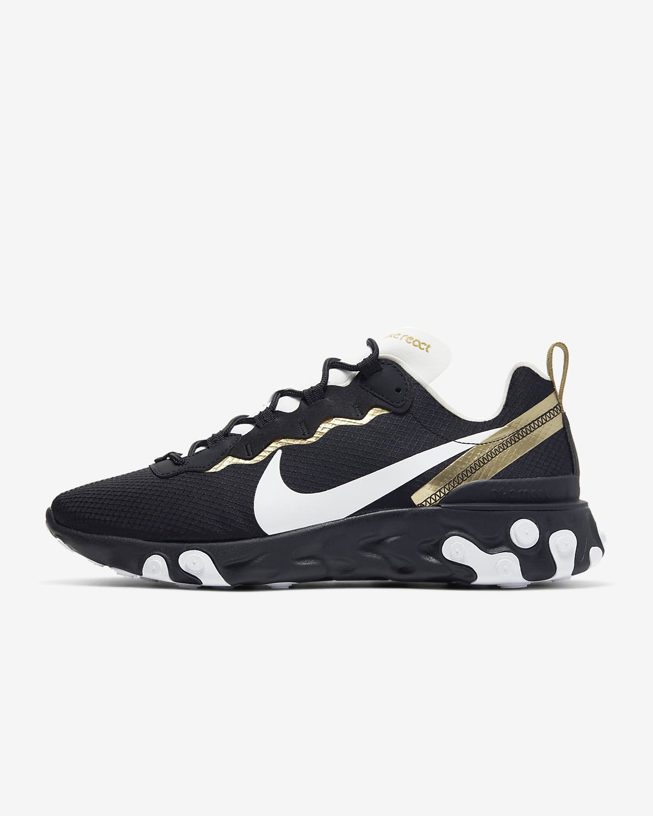 Con rapidez soplo Con  Nike React Element 55 SE Men's Shoe. Nike.com
