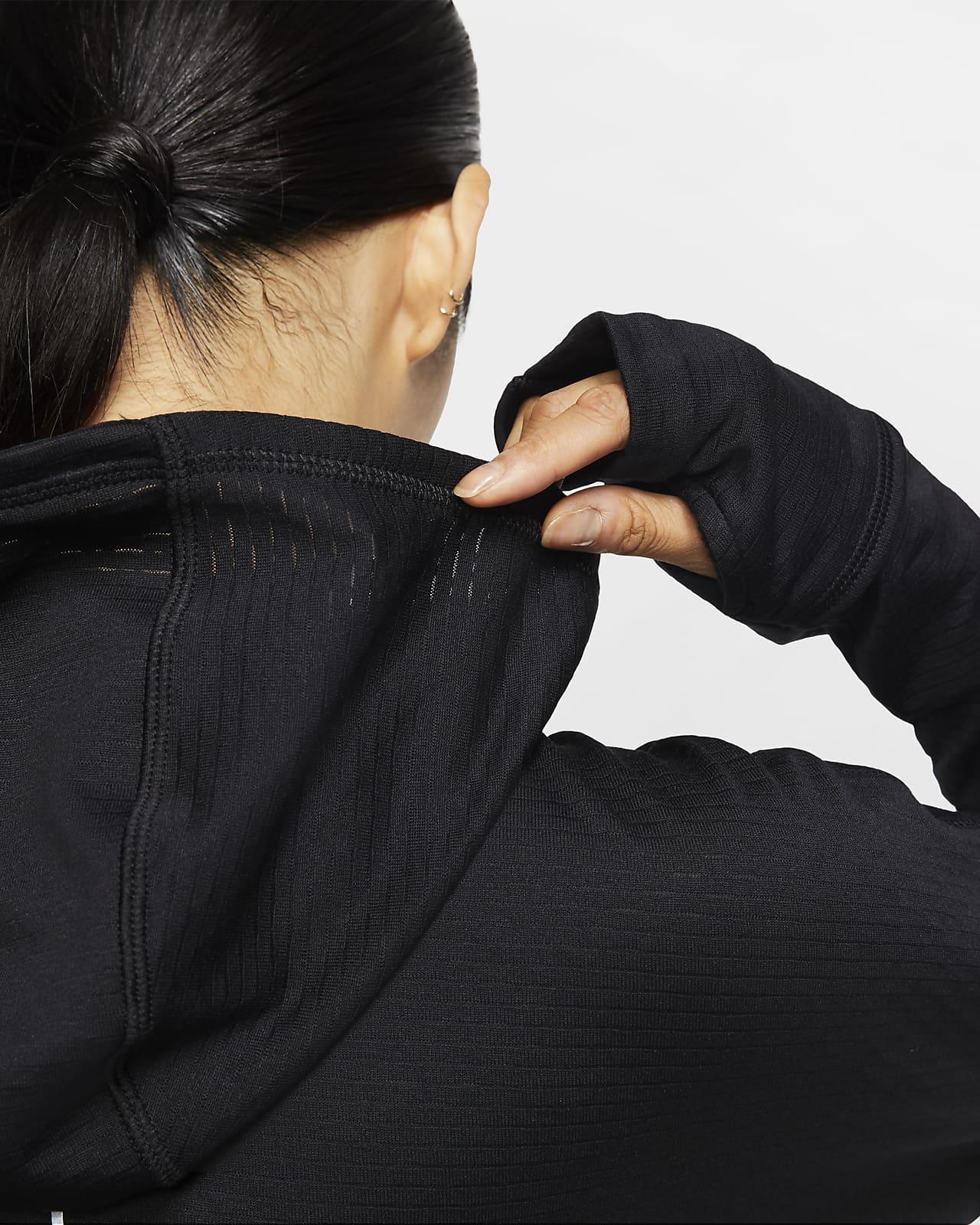 Sweat à capuche de running Nike Therma Sphere pour Femme