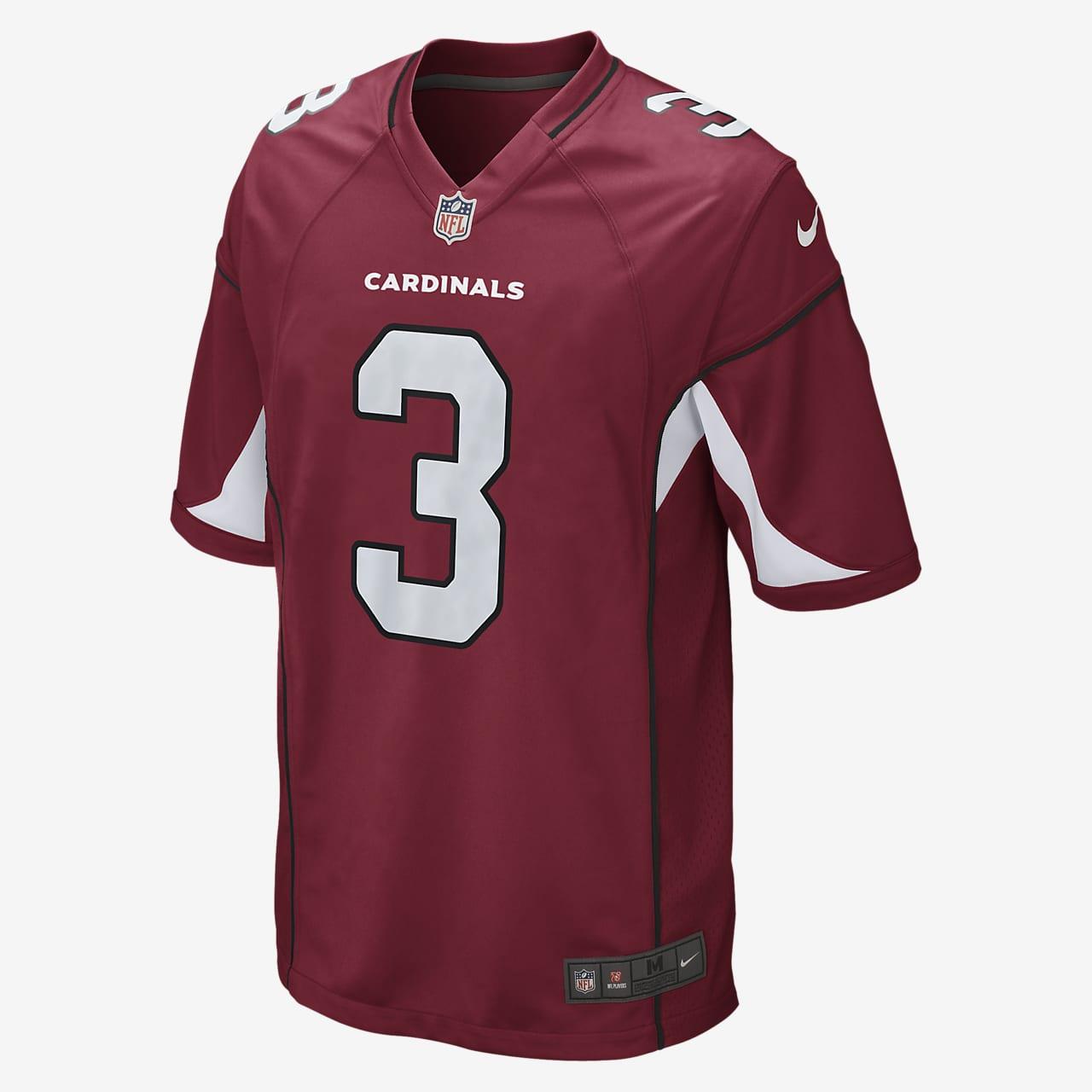 NFL Arizona Cardinals (Carson Palmer) Men's Football Home Game Jersey