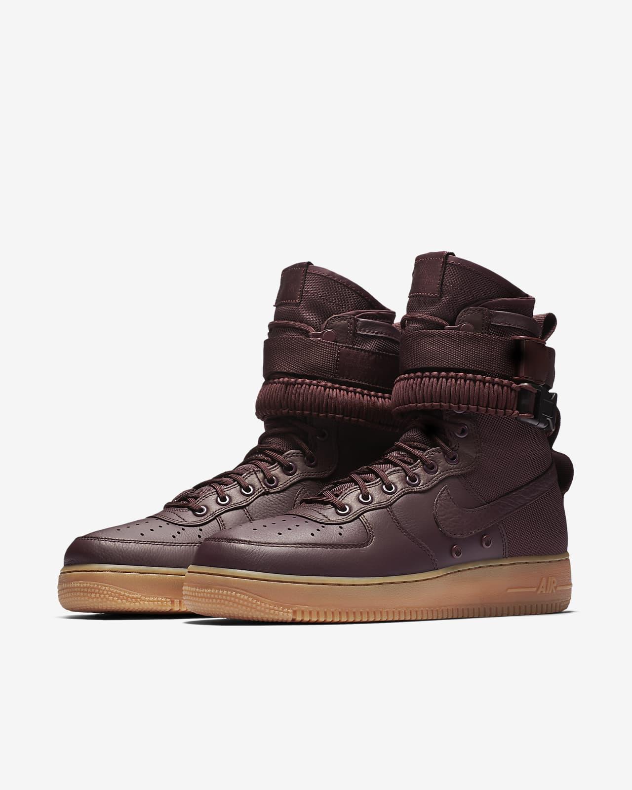 air force 1 hi boot uomo