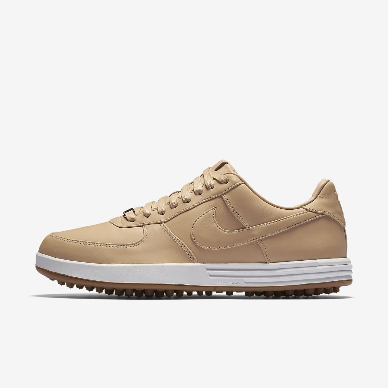 Nike Lunar Force 1 G Premium Men's Golf Shoe