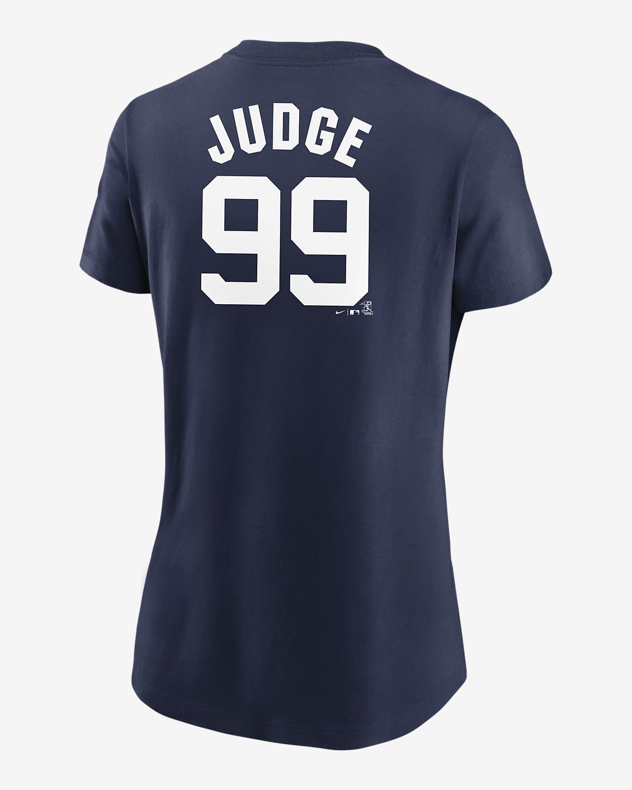 MLB New York Yankees (Aaron Judge) Women's T-Shirt