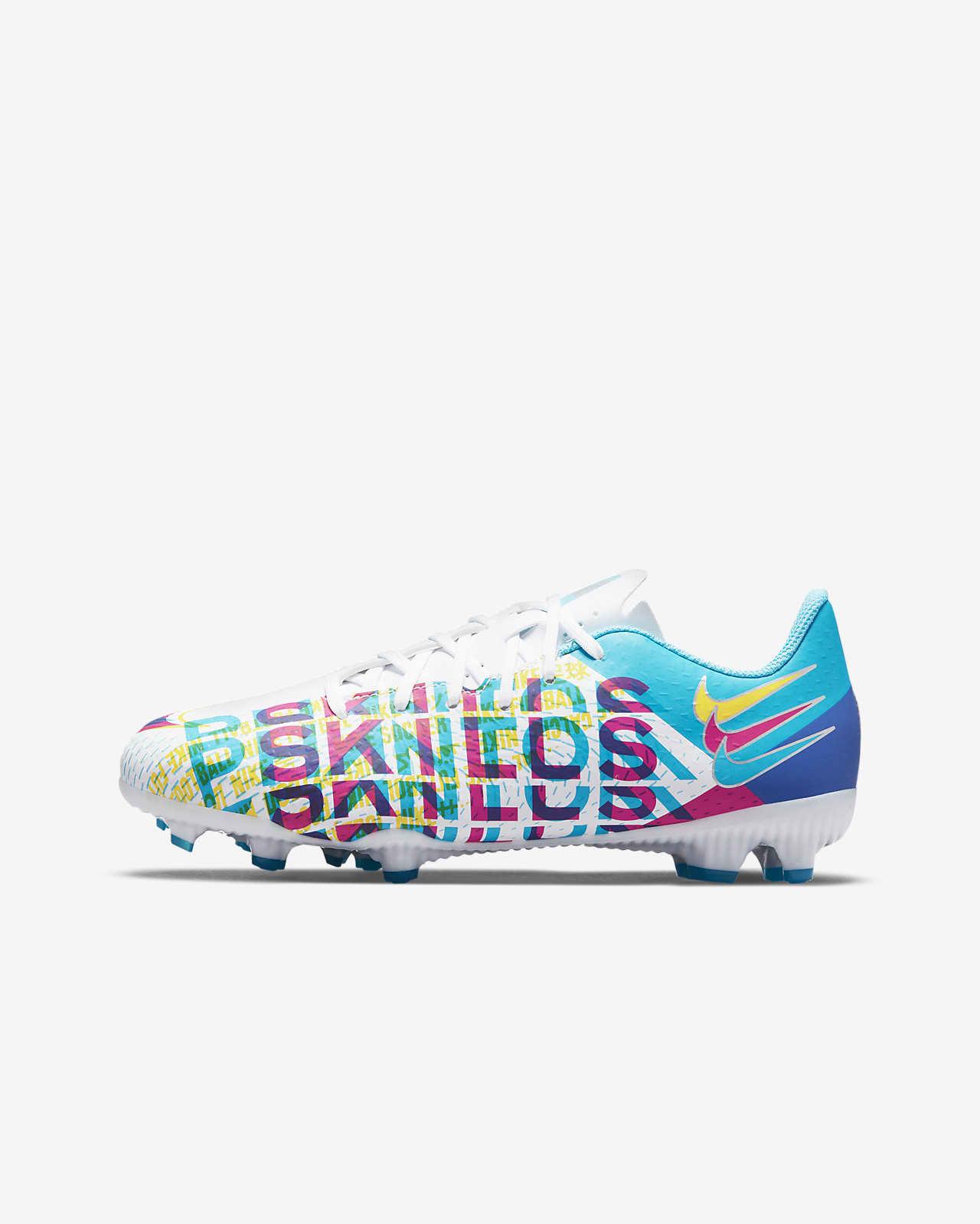 Nike Jr. Phantom GT Academy 3D MG Younger/Older Kids' Multi-Ground Football Boot