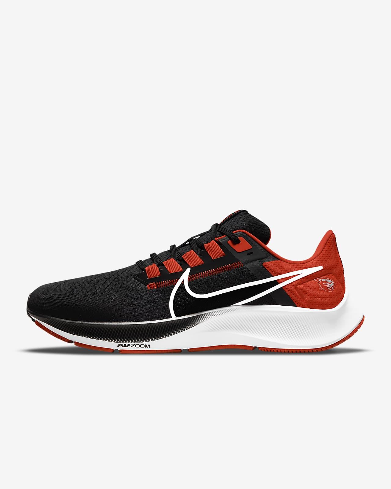 Nike College Air Zoom Pegasus 38 (Oregon State) Running Shoe