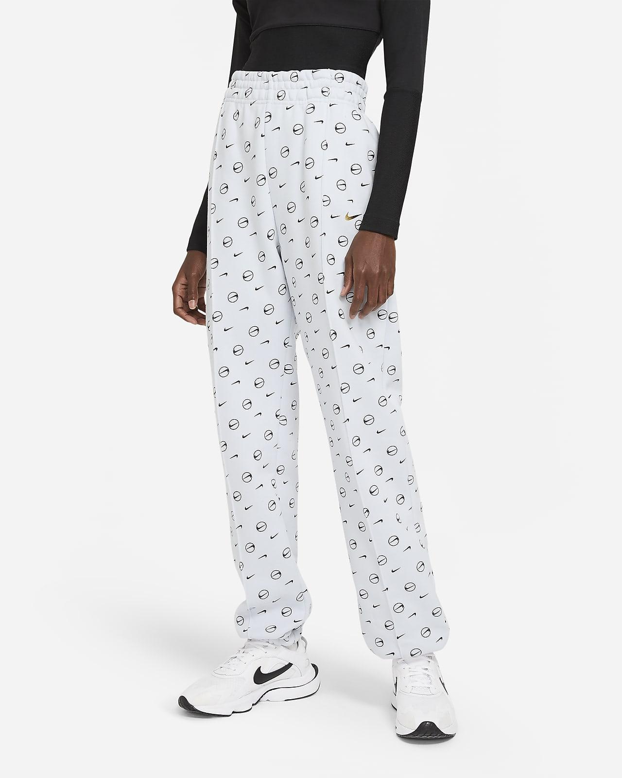 Nike Sportswear bukser med trykk til dame