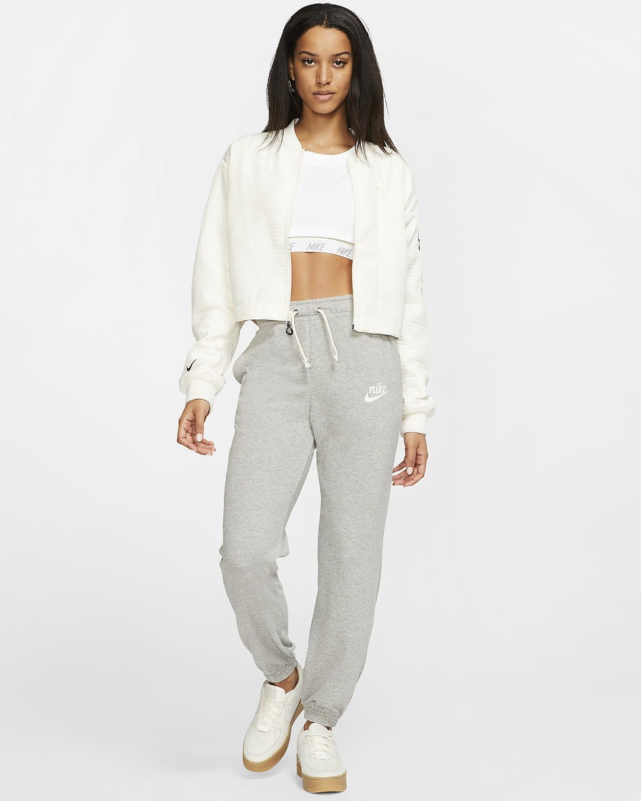 Pantalones Para Mujer Nike Sportswear Gym Vintage Nike Com