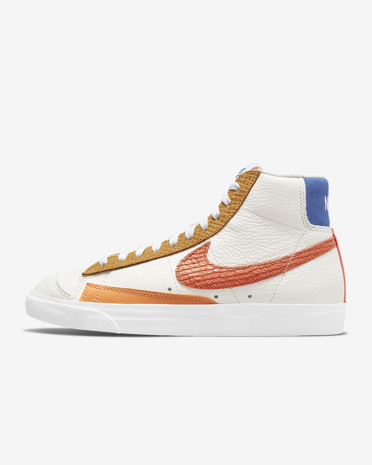 Chaussure Nike Blazer Mid '77 pour Femme. Nike LU