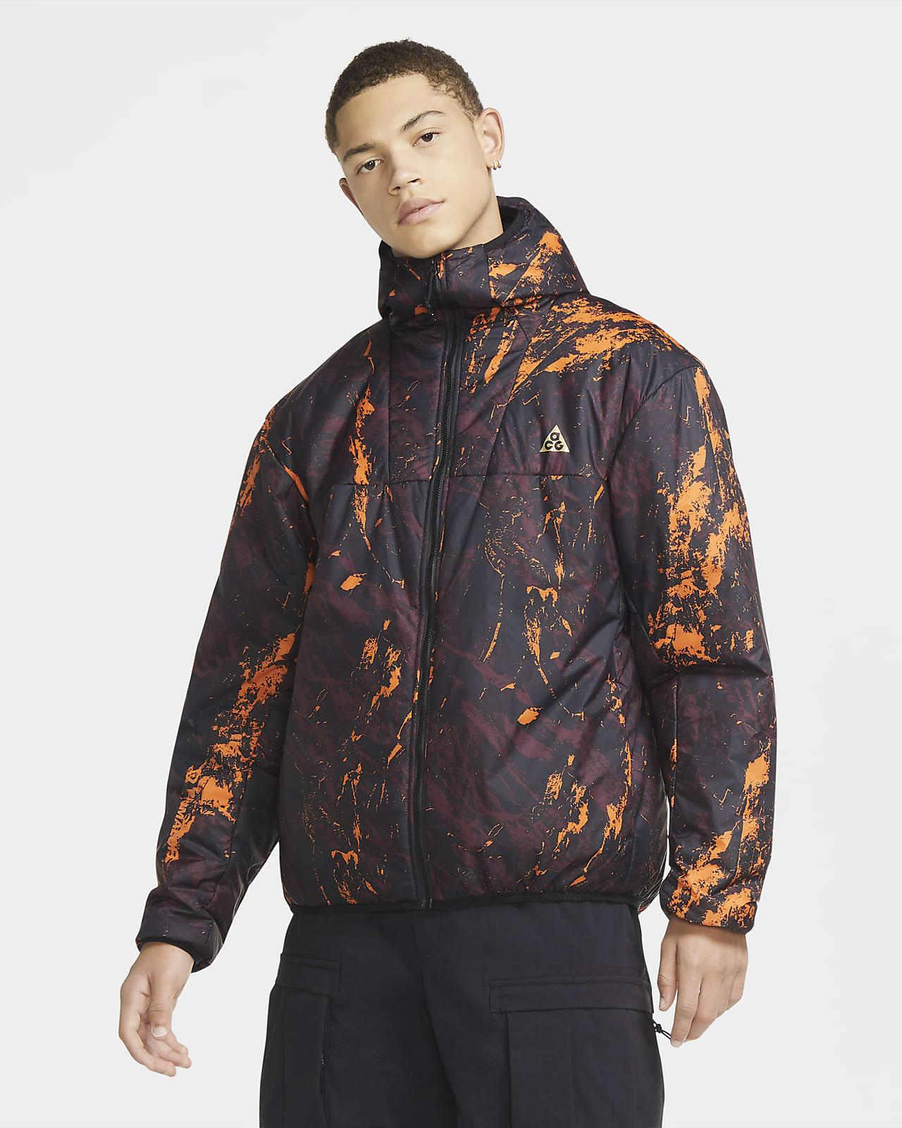 """เสื้อแจ็คเก็ตผู้ชายกักเก็บอุณหภูมิแบบพับเก็บได้ Nike ACG """"Rope de Dope Ultra Rock"""""""