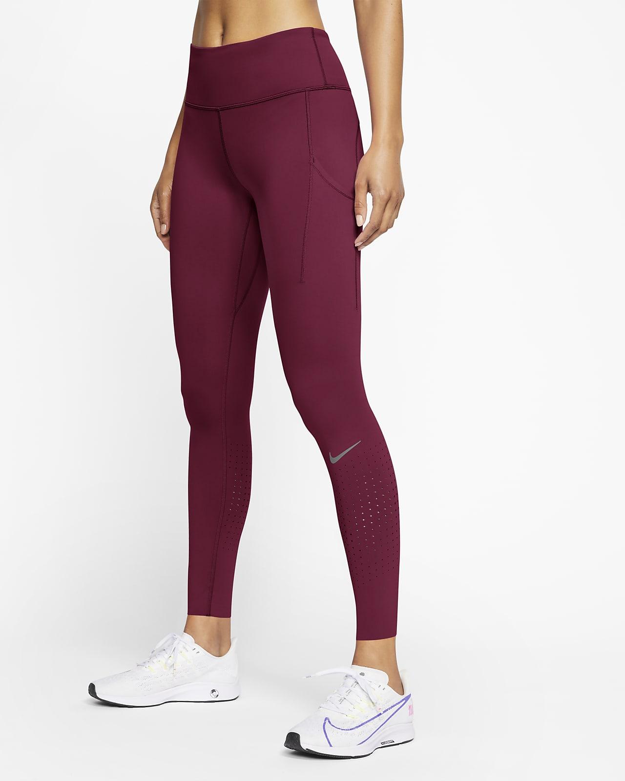 Женские беговые леггинсы Nike Epic Luxe