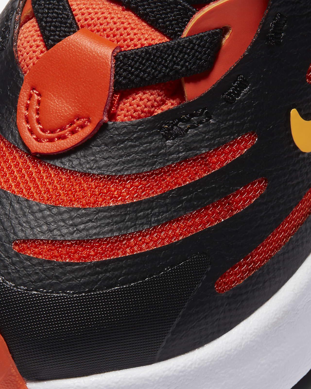 nike zapatillas niño air max naranjas