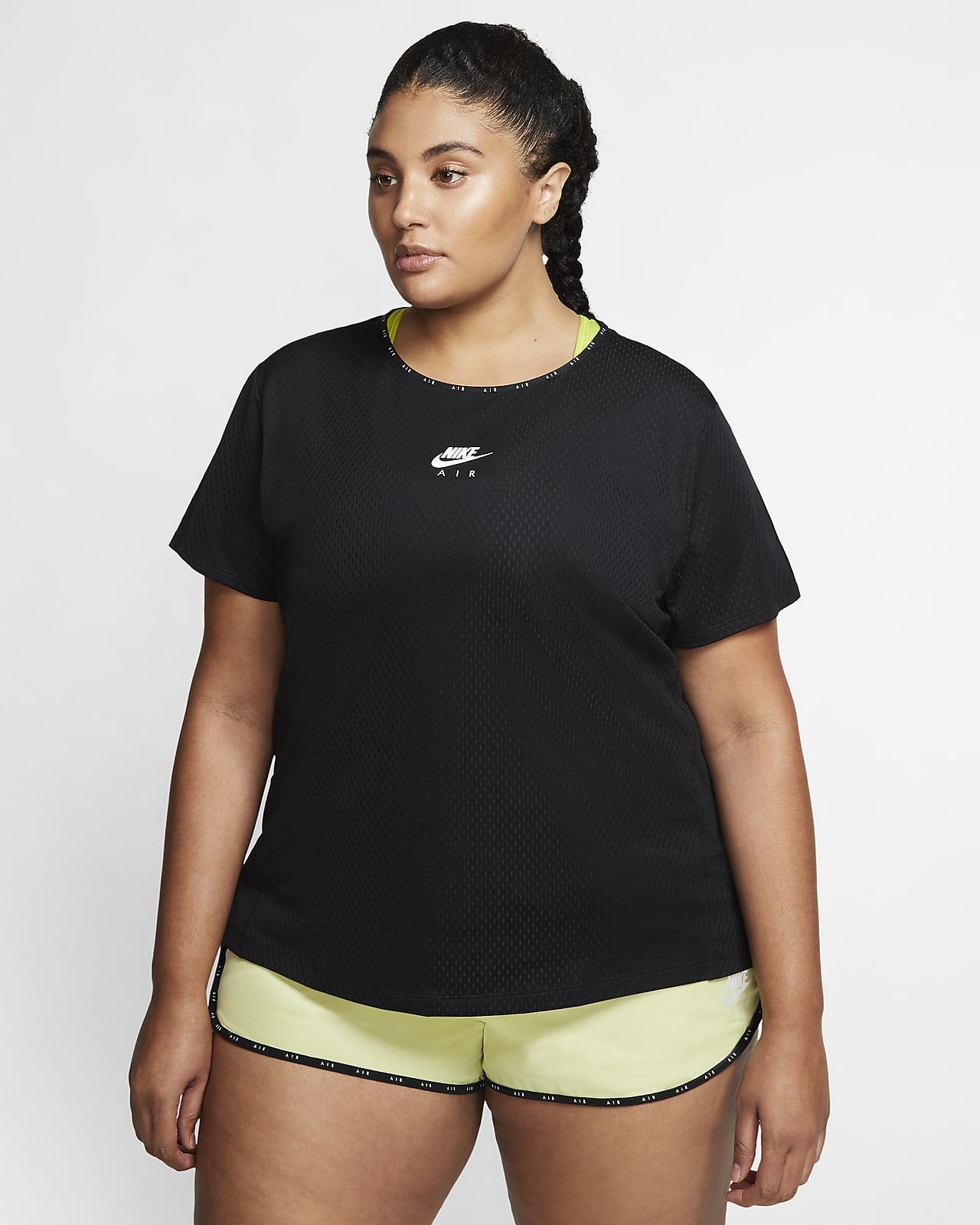 Haut de running Nike Air pour Femme (grande taille)