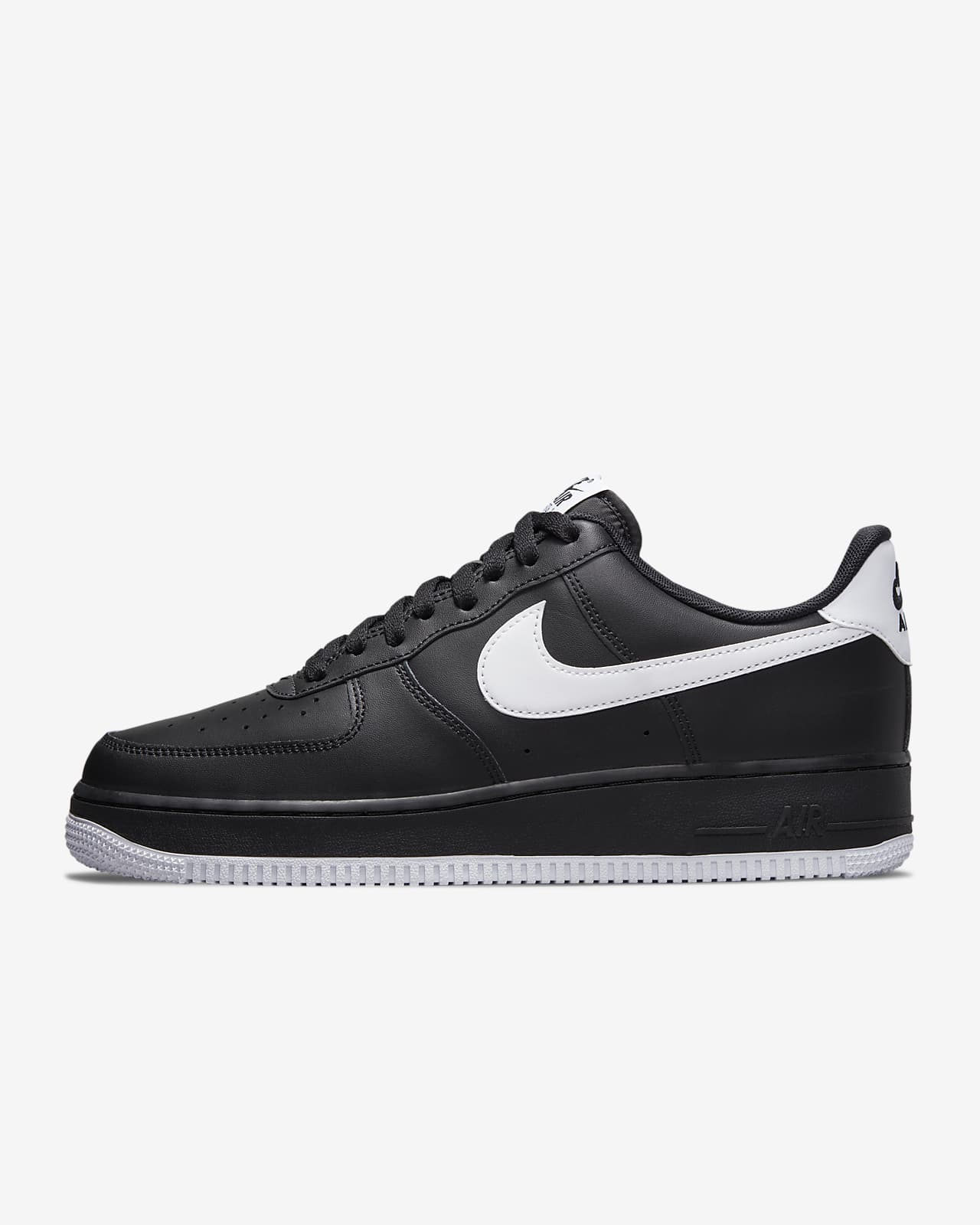 Nike Air Force 1 '07 'Black / White'
