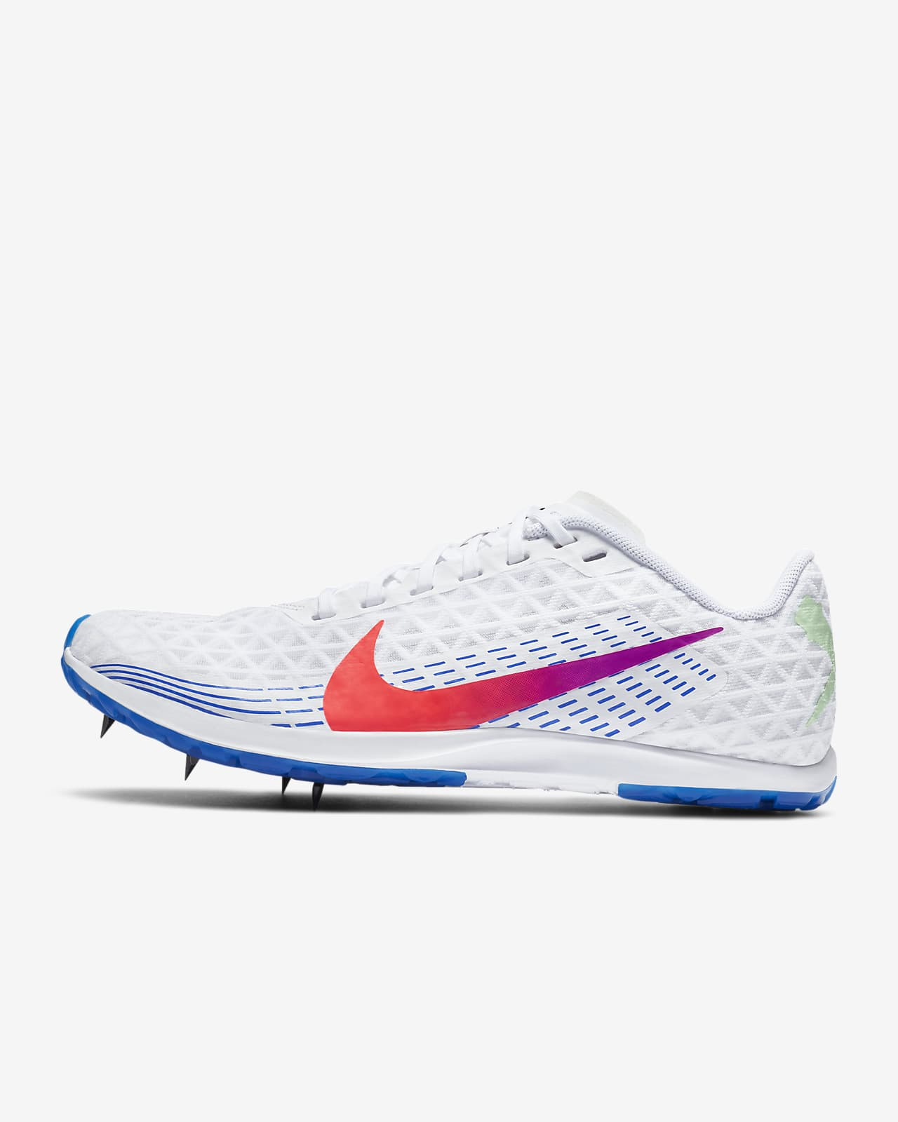 clavos nike zoom rival d