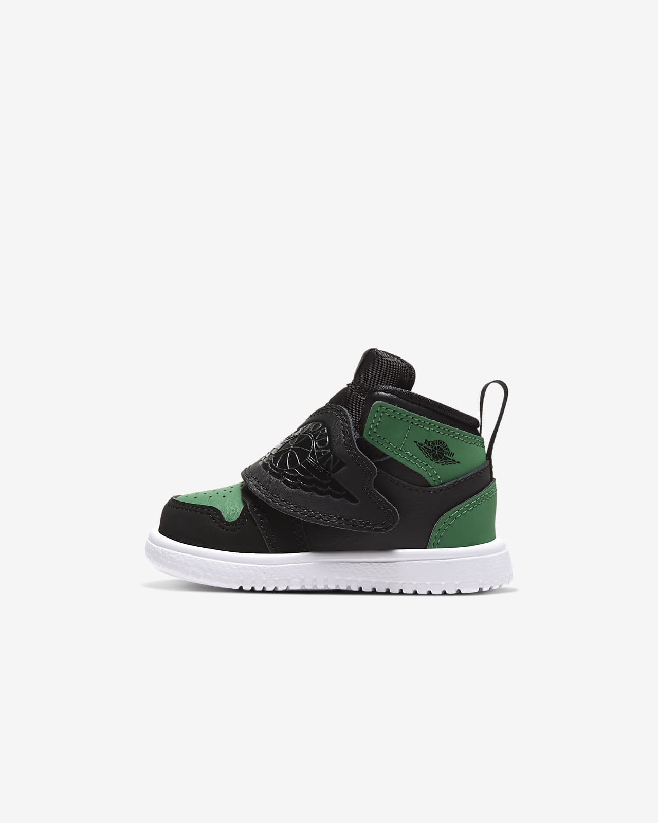 Sky Jordan 1 Baby and Toddler Shoe. Nike SI