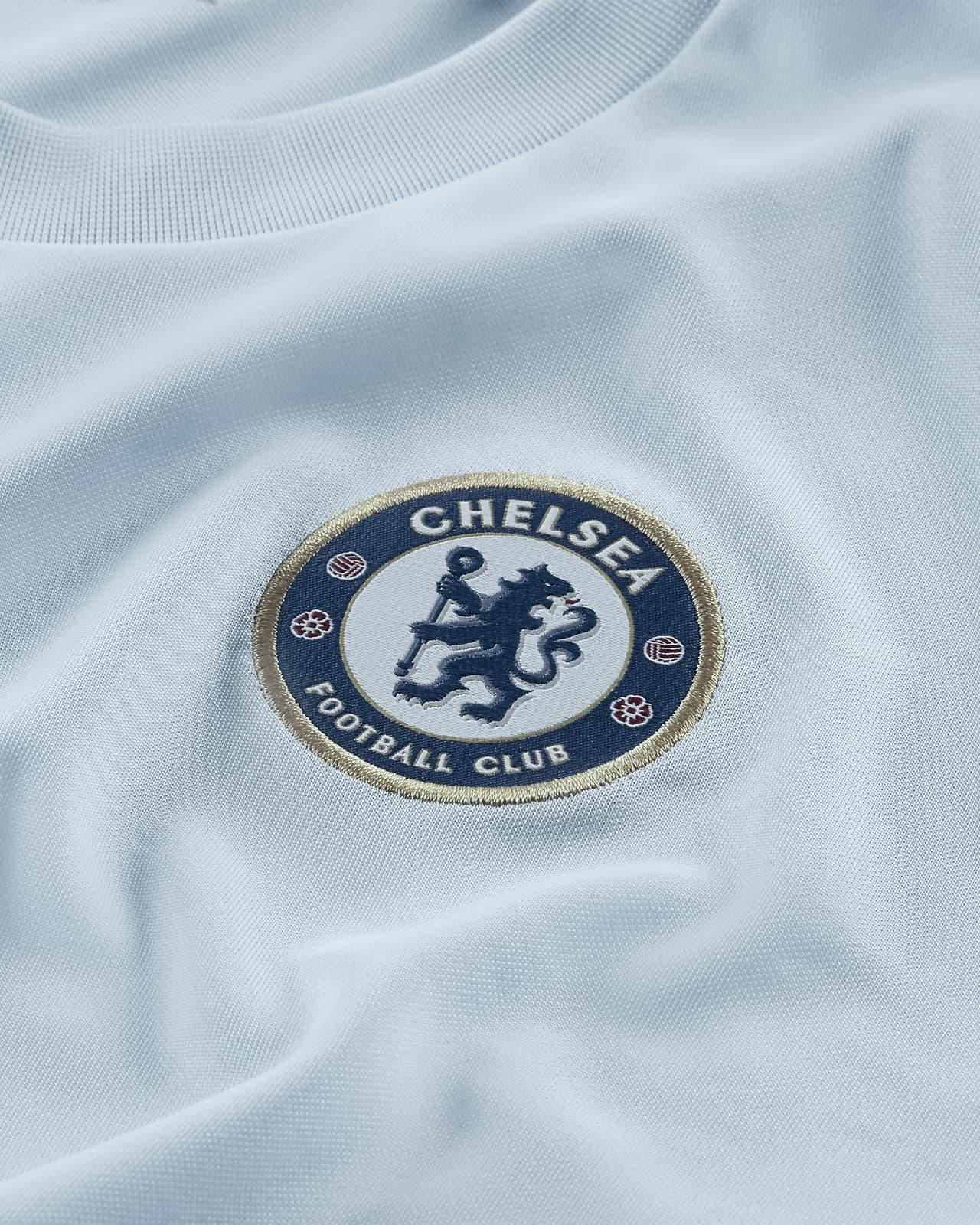 Hombre Nike Dri-fit Breathe Chelsea FC Strike Camiseta